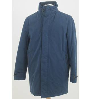 NWOT M&S Collection size: S blue/black coat