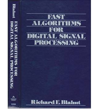 Fast Algorithms for Digital Signal Processing