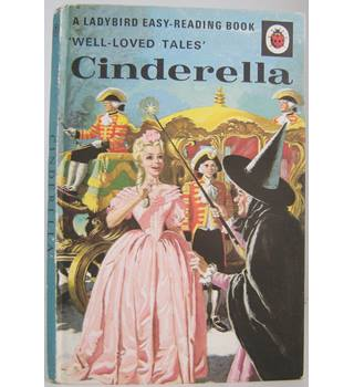 Ladybird Easy Reading Book: Cinderella