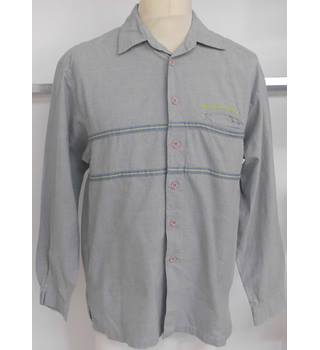 Rip Curl - Men's shirt - Size: S - Grey - Long sleeved