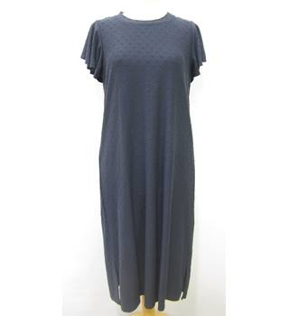 BNWT M&S Marks & Spencer - Blue - Knee length Dress