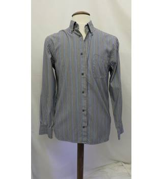 Jaeger - small - striped - shirt Jaeger - Size: S - Multi-coloured