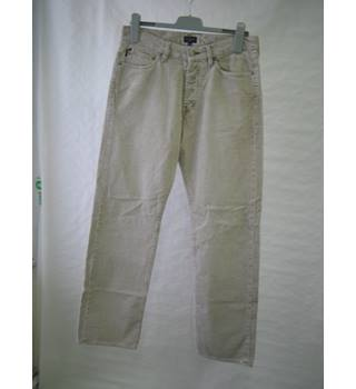 Paul Smith Cord Jeans Size 34 /32 Paul Smith - Beige - Jeans