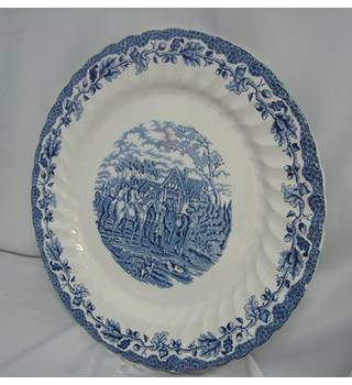 Myotts Country Life - 8 Dinner Plates