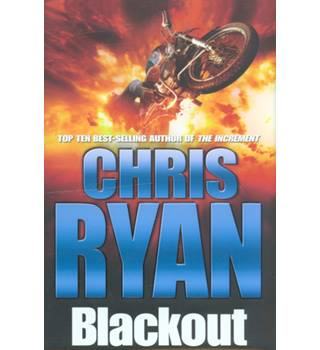 Blackout - Chris Ryan - Signed 1st Edition