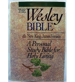 The Wesley Study Bible