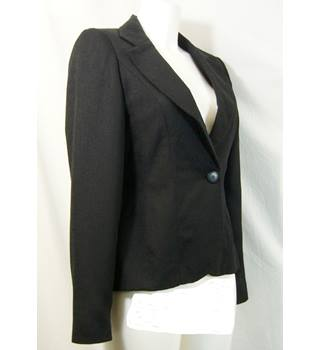 New Look - Size: 12 - Black - Smart jacket / coat