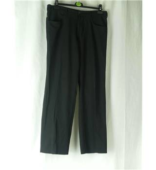 "Armani - Size 42"" Waist - Black - Dress trousers"