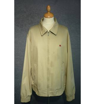 Burberry - Size: XL - Beige - Jacket