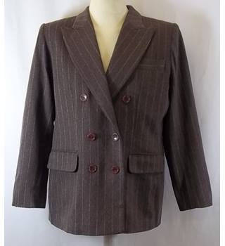 Yves Saint Laurent - Size: M - Brown - Jacket