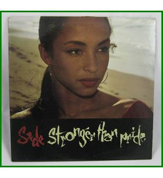 Sade - Stronger Than Pride - 460497 1