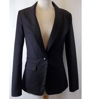 Ted Baker - Size: S - Black - Smart jacket - wool