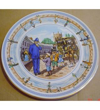 Ringtons Street Games Plate