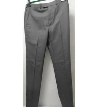 M&S Mens Trousers M&S Marks & Spencer - Size: One size: regular - Grey - Trousers