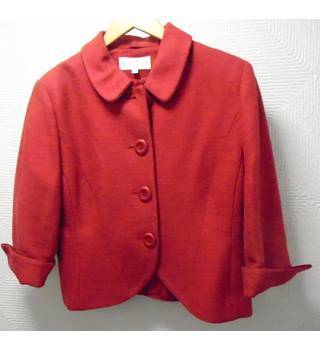 Phase eight Red Skirt Suit Phase Eight - Size: 16 - Red - Skirt suit