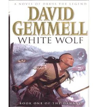 White wolf 1st edition  Signed by author