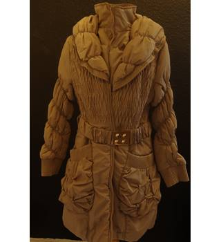 Rosa Rose - Beige - Coat - Size : XL Rosa Rose - Size: XL - Beige