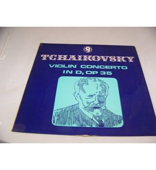 Tchaikovsky Violin Concerto in D, op 35 The Pittsburgh Symphony Orchestra - t574