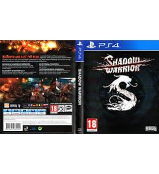 Shadow Warrior for PS4