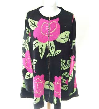 50% OFF SALE Urban Mist Woollen Dress/Cardigan Urban Mist - Size: One size: regular - Multi-coloured - Cardigan