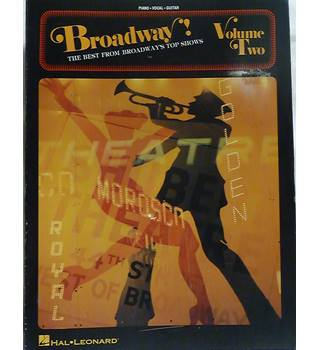Broadway! The Best from Broadways Top Shows - Volume 2