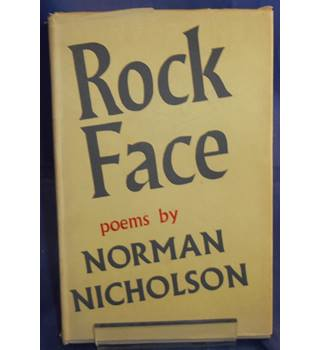 Rock Face poems by Norman Nicholson