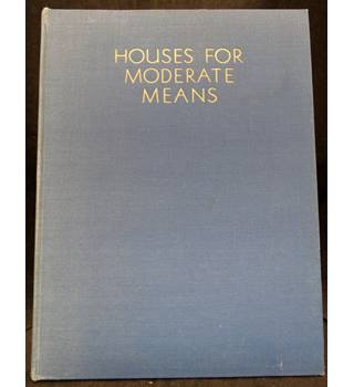 Houses for Moderate Means