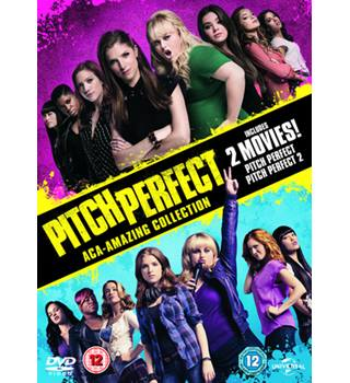 PITCH PERFECT/PITCH PERFECT 2 12