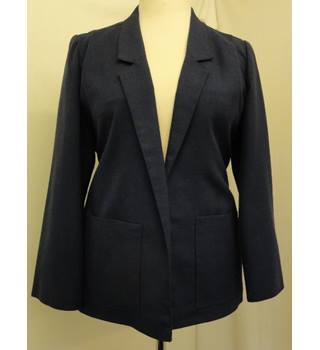 Miss Smith - Size: 14 - Blue - Smart jacket / coat