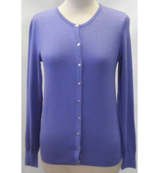 BNWT M&S Marks & Spencer - Size: 8 - Blue - Cardigan