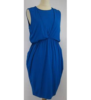BNWT - Asos - Size 10 - Blue formal evening dress