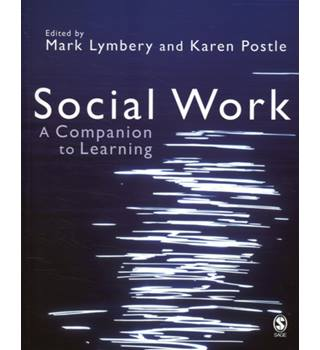 Social Work : A Companion to Learning