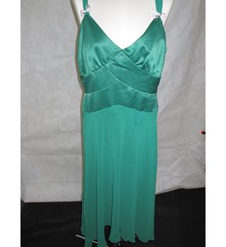 Nicholas Millington - Emerald Green - Dress - Bridesmaid - Prom - Evening - Cruise - Size 16 - BNWTS