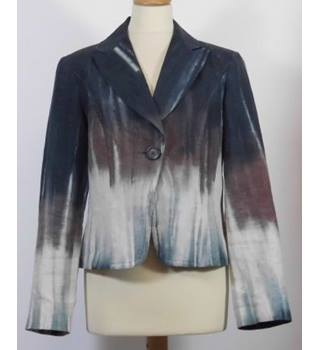 Sandwich-Size 38-Blue Mix-Jacket.