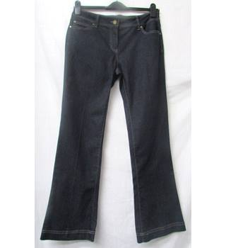 Principles by Ben de Lisi - Size: 12 - Navy Blue - Jeans