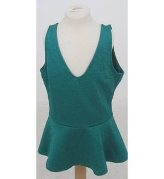 H&M Divided - Size: S - Green chic top