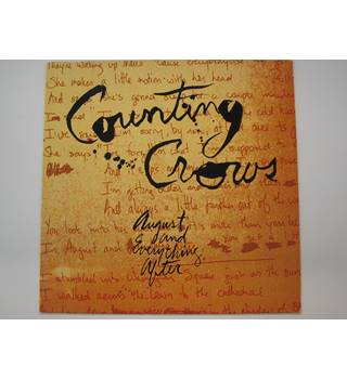 Counting Crows - August and Everything After GEF 24528