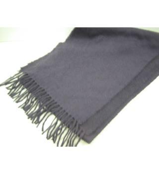 Purple scarf Unbranded