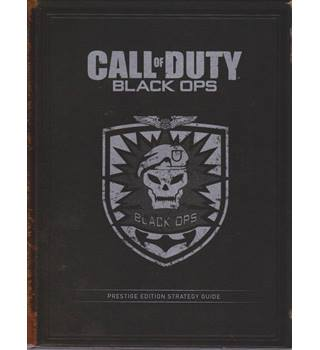 Call of Duty - Black Ops - Prestige Edition Strategy Guide