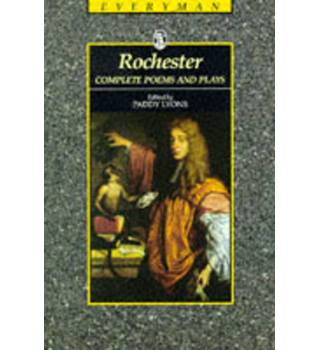 Rochester: Complete poems and plays  1st thus