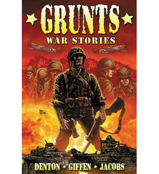 Grunts: War Stories  1st printing