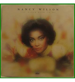 Nancy Wilson - I've Never Been To Me - E-ST 11659
