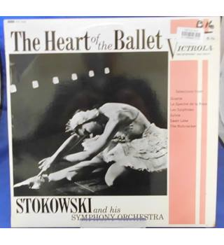 The Heart of the Ballet - Leopold Stokowski and his Symphony Orchestra - VIC 1020