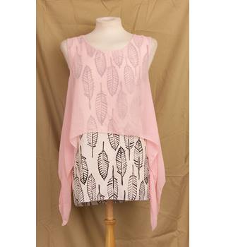 BNWT MISS ONE - Size: 10 - Pink - Sleeveless top