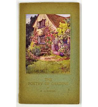 Poetry of Gardens in Water Colour and Verse