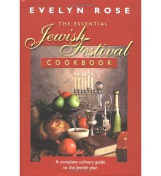 The essential Jewish festival cookbook
