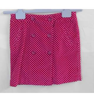 Unbranded - Size: 10 - 11 Years - Pink - A-line skirt