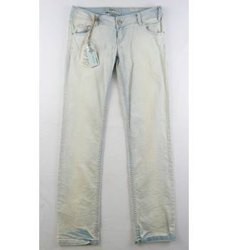 "BNWT Sicko 19 - Size: 32"" - Washed Out Blue - Jeans"