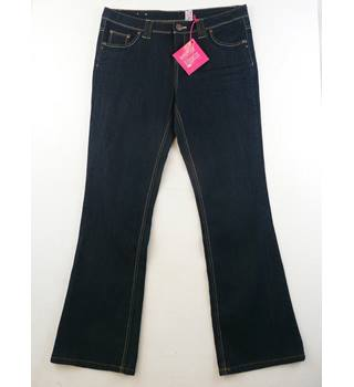 "New Look - Size: 32"" - Blue - Jeans"