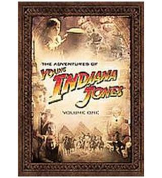 The Adventures of Young Indiana Jones - Volume 1 and 2 - DVD 12